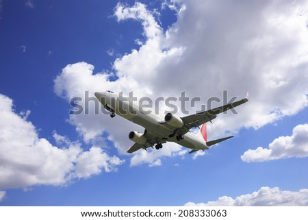 An Image of Airplane