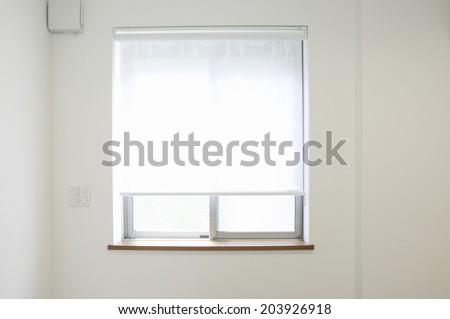 An Image of Bay Window - stock photo