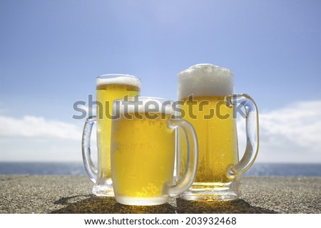 An Image of Beer