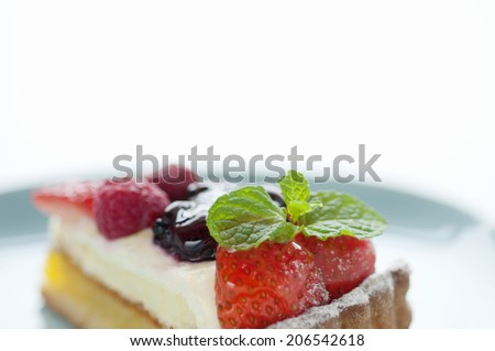 An Image of Berry Tart