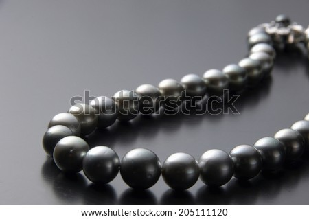 An Image of Black Pearl