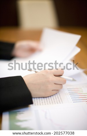 An Image of Business Image