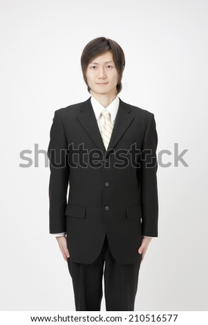 An Image of Business Man Portrait