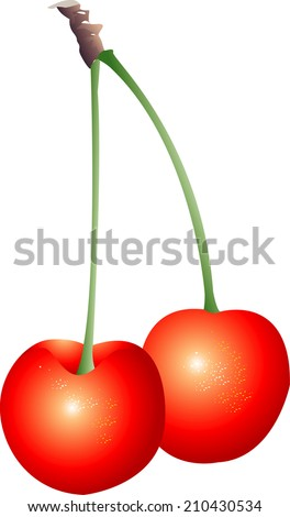 An Image of Cherries