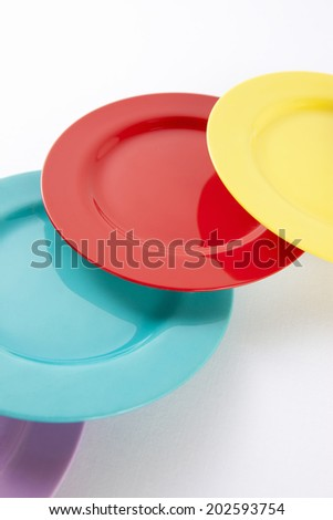 An Image of Colorful Dish