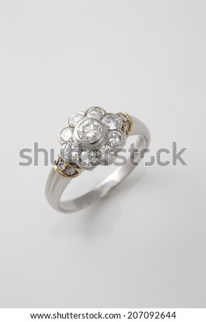An Image of Diamond Ring
