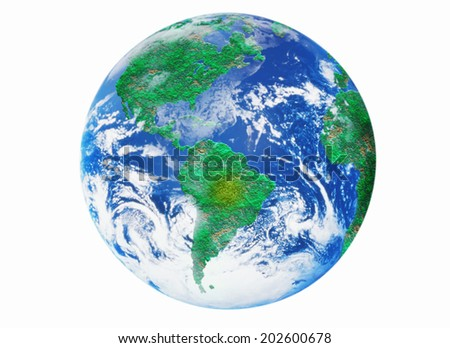 An Image of Earth