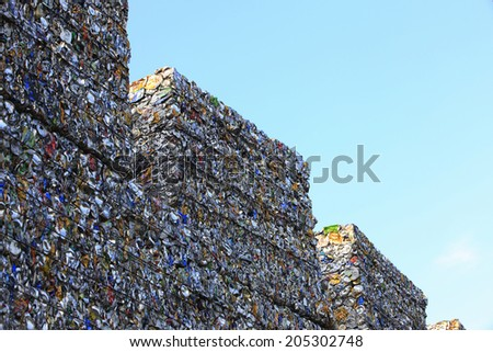 An Image of Empty Can - stock photo