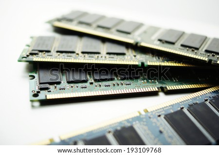 An image of Expansion memory