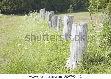 An Image of Fence