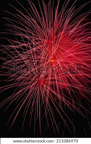 An Image of Fireworks