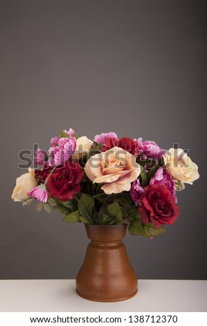 An image of flower bouquet