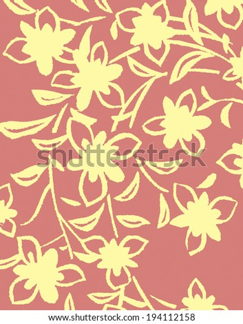 An image of Flower pattern