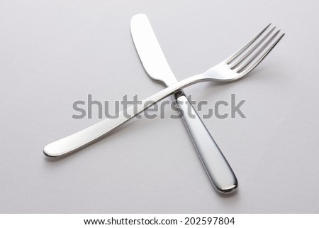 An Image of Fork And Knife