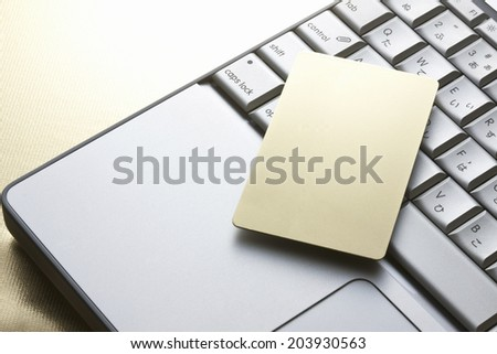 An Image of Gold Card