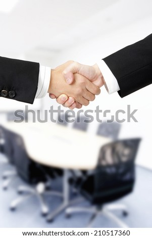 An Image of Handshake
