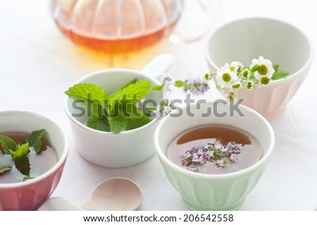 An Image of Herbal Tea