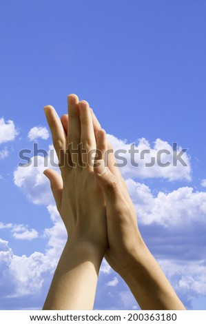 An Image of High Five