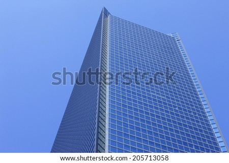 An Image of High-Rise Building - stock photo
