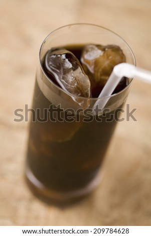An Image of Ice Coffee