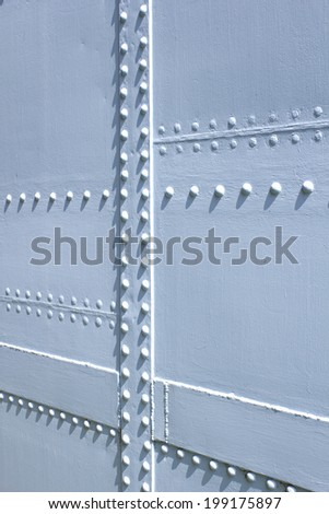 An Image of Iron Door
