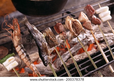 An Image of Japanese Grilled Dish