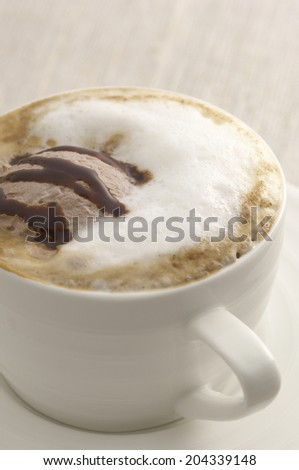 An Image of Latte