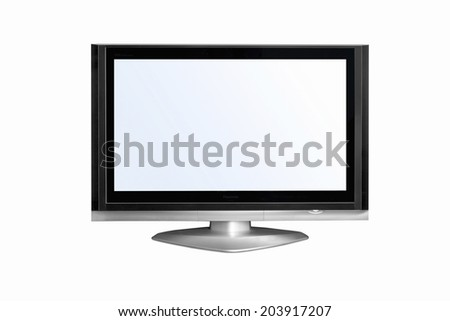 An Image of Liquid Crystal Television