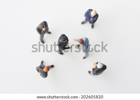An Image of Meeting - stock photo