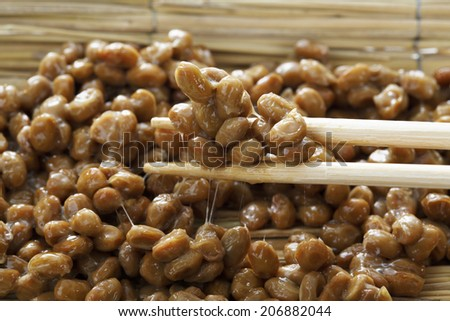 An Image of Natto