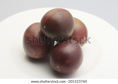 An Image of Passion Fruit