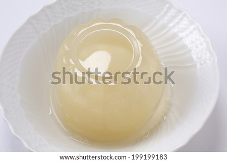 An Image of Peach Jelly
