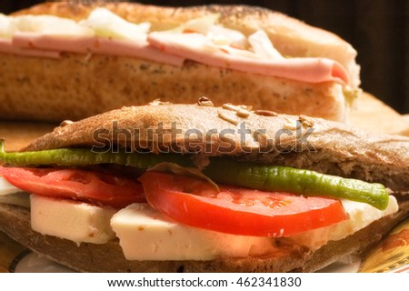 an image of sandwich
