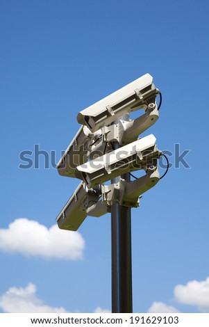 An image of Security camera