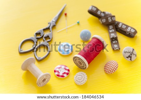 An image of Sewing goods