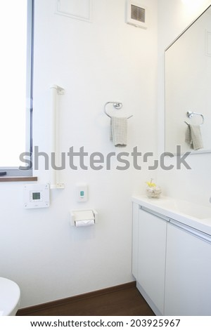An Image of Toilet