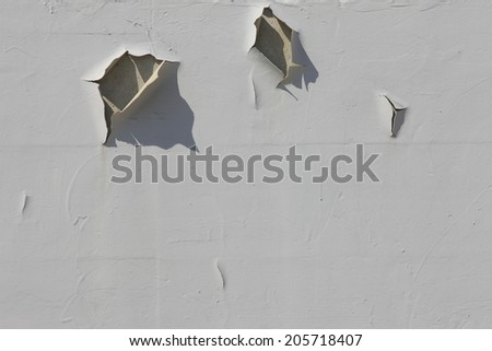 An Image of Wall Surface