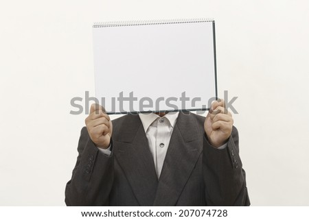 An Image of Whiteboard