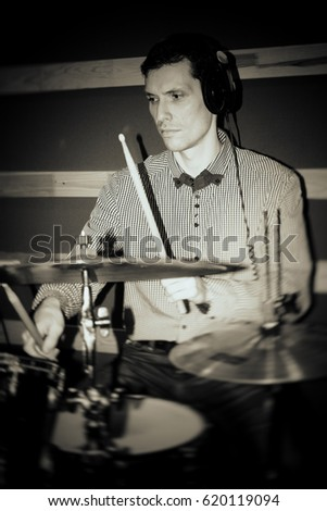 Professional Drummer Stock Images, Royalty-Free Images & Vectors ...