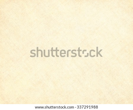 An old cloth book cover with a beige diagonal crosshatch screen pattern and grunge stains.   - stock photo
