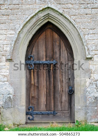 Church Door Stock Images Royalty Free Images Amp Vectors