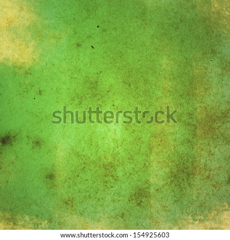 An old wall texture - makes a great grunge background for your grungy designs. Green tone