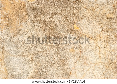 an old wall with little contrast - stock photo