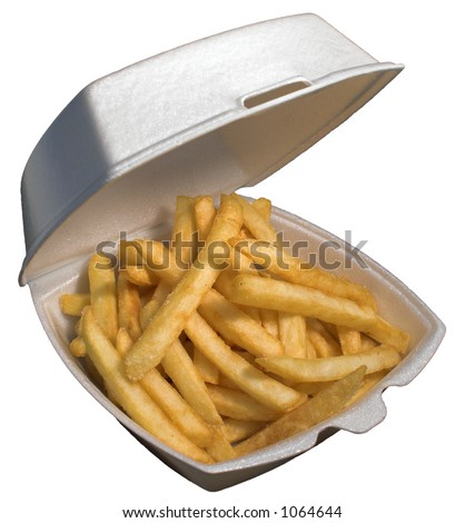 An order of fries to go