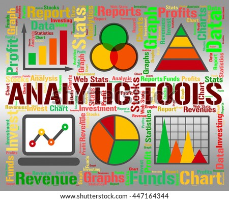 Analytic Tools Meaning Data Analytics And Forecast