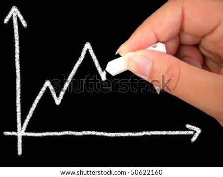 analyze concept - stock photo