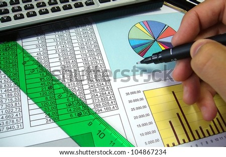 analyzing financial reports