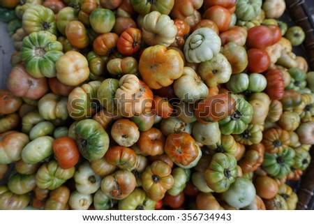 Ananas Noire Tomatoes