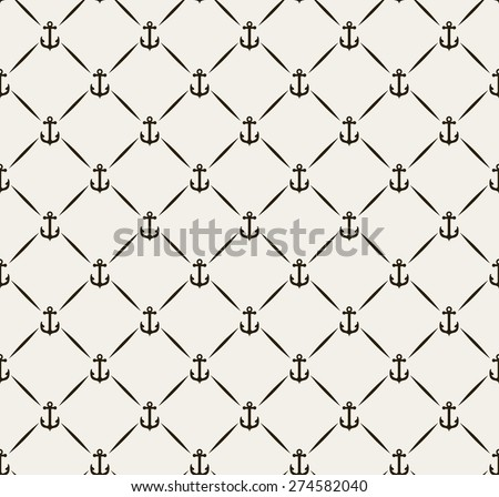 Anchor seamless pattern background wallpaper for your design of cards invitations book web design wallpapers for walls