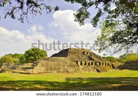 Ancient city  - stock photo